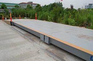 怎样选择汽车衡的秤体_上海亚津电子科技