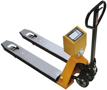 浅谈电子叉车秤材质与应用的关系.